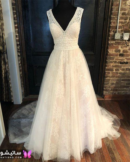 لباس عروس مدل جدید 2020