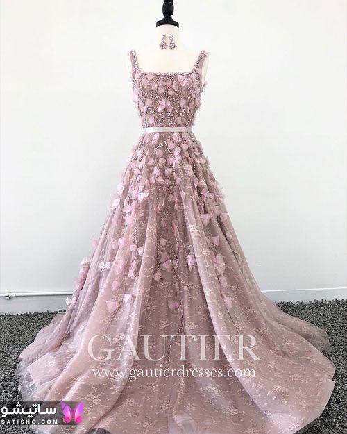 لباس مجلسی بلند باکلاس برای عقد