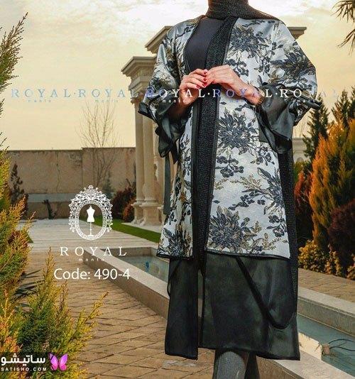 جدیدترین مدل مانتو عید سال 99