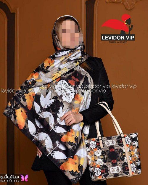 مدل ست روسری و کیف 99