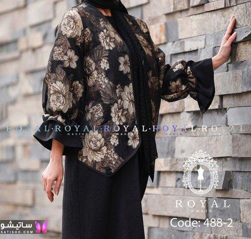 مدلهای جدید مانتو بهاره برای عید