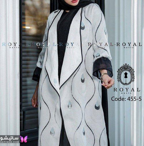 مدلهای جدید مانتو بلند عید نوروز