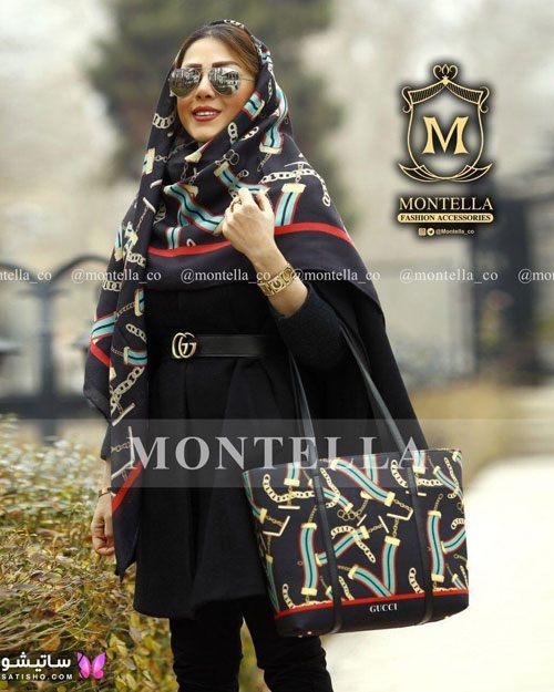 ست کیف روسری برای عید نوروز 99