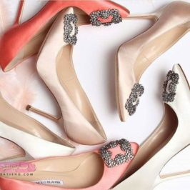 مدلهای کفش مجلسی رنگ روشن