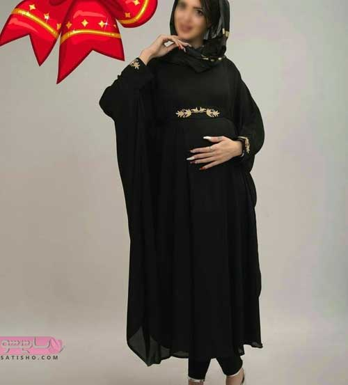 ۸۸ عکس از مدلهای مانتو بارداری جدید ۹۹