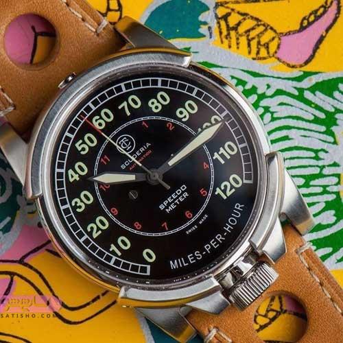 ساعت مچی مکانیکی مردانه