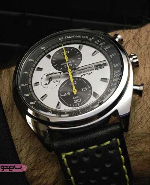 مدل ساعت مچی مردانه اسپرت مکانیکی باکلاس