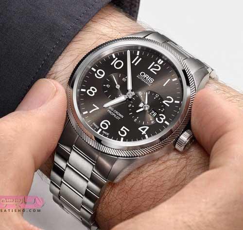 مدلهای جدید ساعت مردانه فلزی