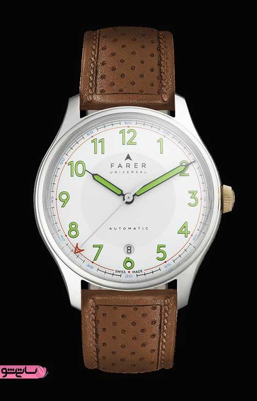 جدیدترین ساعت های مچی مردانه