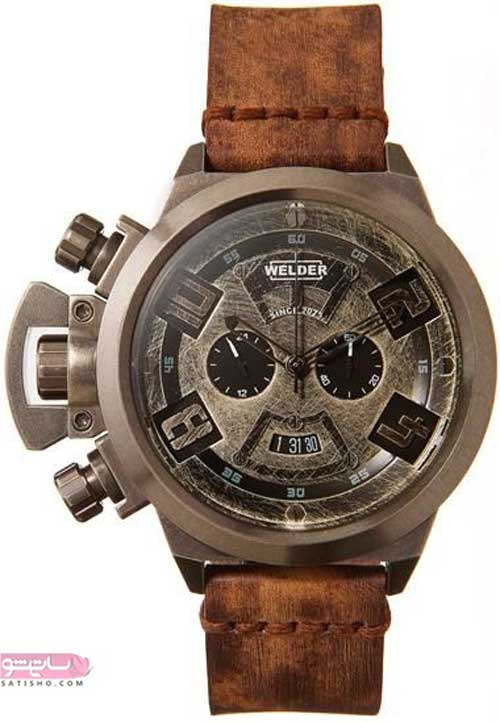 عکس ساعت برند آمریکایی