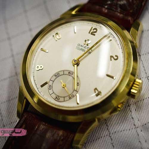 ساعت مردانه شیک مارک دار