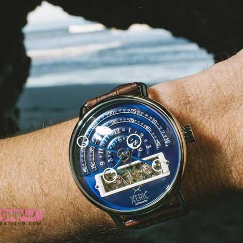 لاکچریترین تصاویر ساعت مردانه زیبا