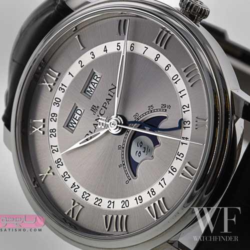 ساعت مکانیکی استیل مردانه