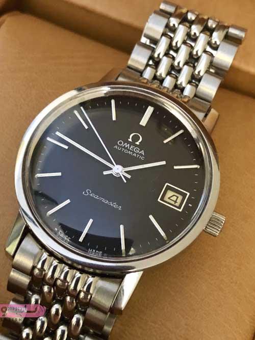 مدل ساعتهای مچی مردانه با بند فلزی