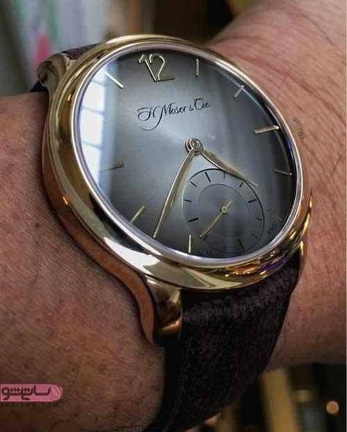 عکس ساعت کلاسیک