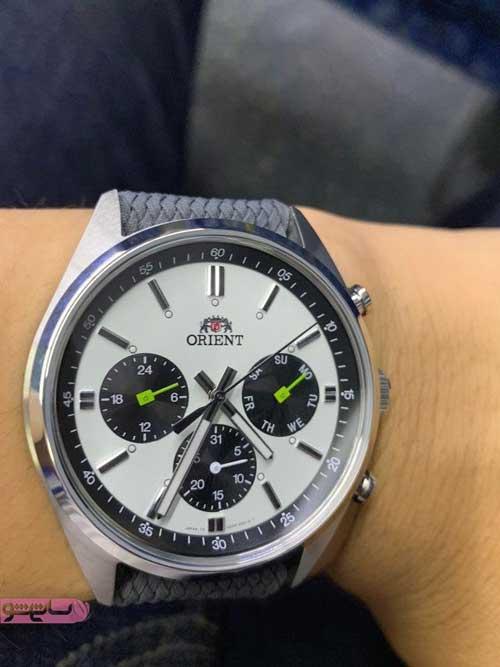 ساعت مردانه صفحه بزرگ