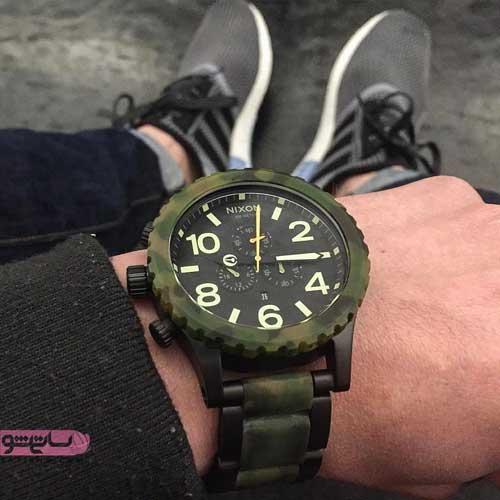 ساعت اسپرت مردانه اصل