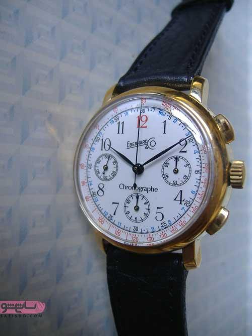 نمونه های جدید ساعت مچی