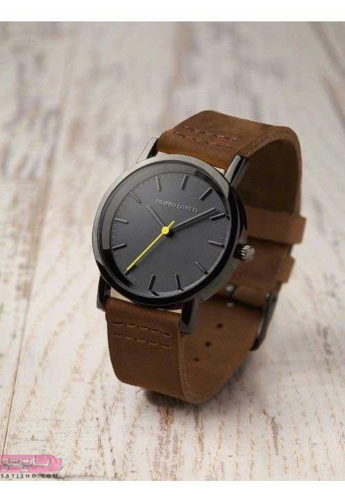 ساعت مردانه ساده و شیک