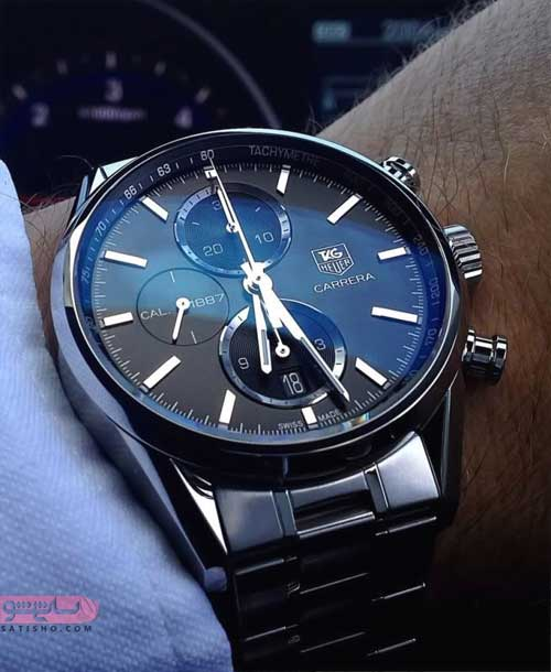 ساعت فلزی مردانه شیک 2020