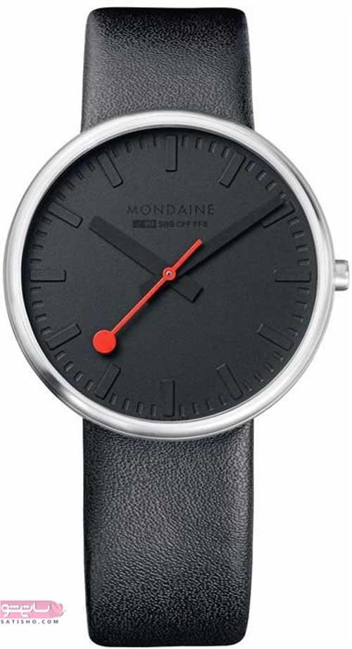 ساعت دستی مردانه مشکی