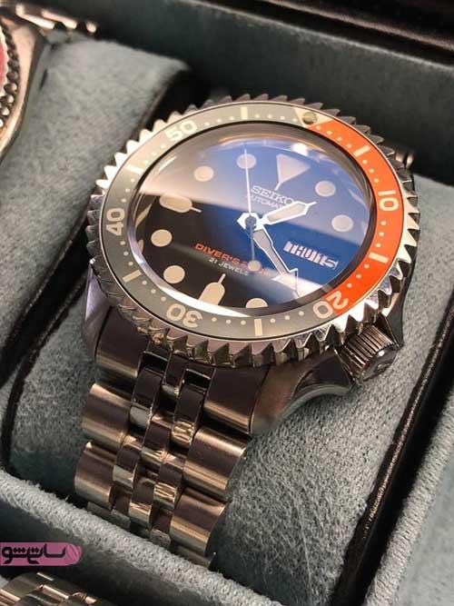 زیباترین ساعت های مردانه