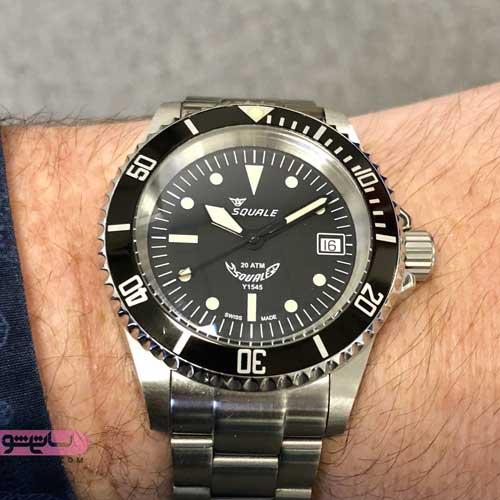 جدیدترین مدل ساعت مچی مردانه