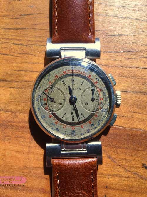 مدل ساعت بندچرمی مکانیکی