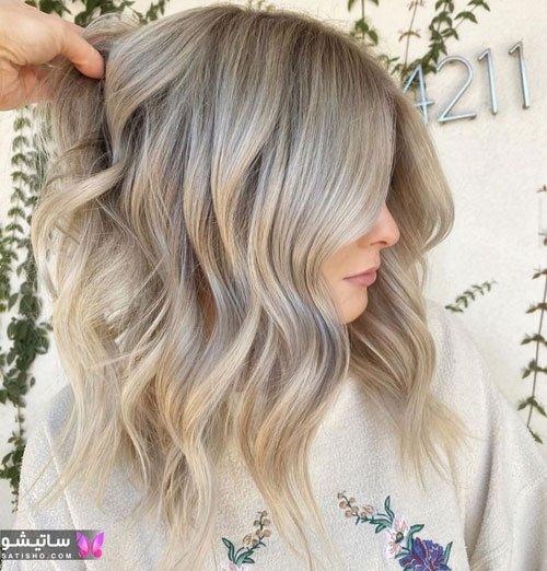 جدیدترین رنگ مو جدید سال ۲۰۲۰