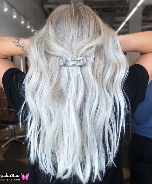 جدیدترین رنگ موی سال