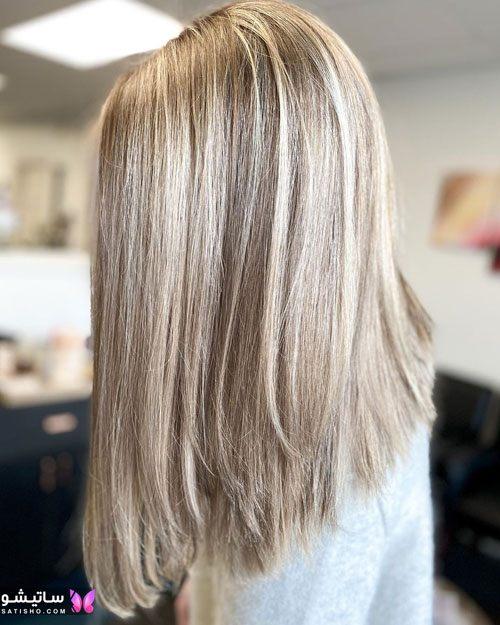 معرفی انواع رنگ موی