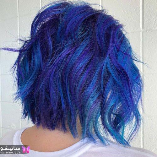 عکسهای رنگ موی زنانه