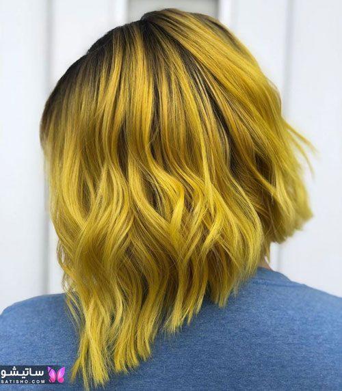 جدیدترین رنگ مو سال ۲۰۲۰