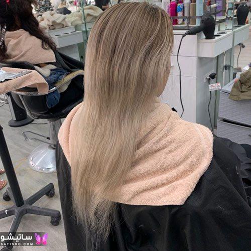 انواع رنگ مو جدید ۹۹
