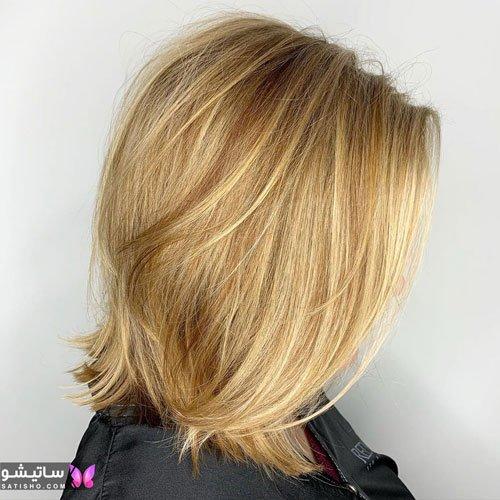 انواع رنگ مو جدید بدون دکلره