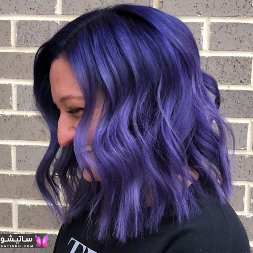 جدیدترین و شیک ترین مدل رنگ مو