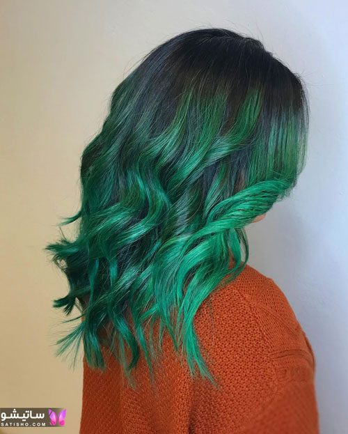 جدیدترین رنگ مو شیک