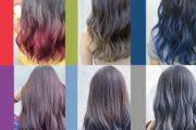 رنگ مو زنانه جدید سال 99