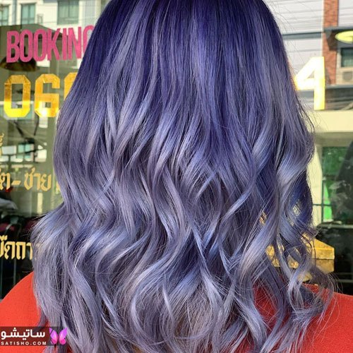 رنگ موی پرطرفدار دخترونه 2020