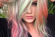 رنگ موی سال ۲۰۲۰