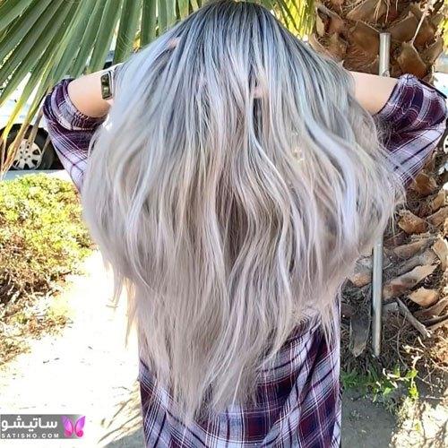 رنگ موهای سال 99 با فرمول های ترکیب