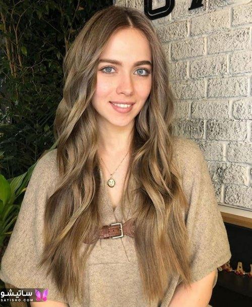 عکس مدل رنگ موهای جدید امسال