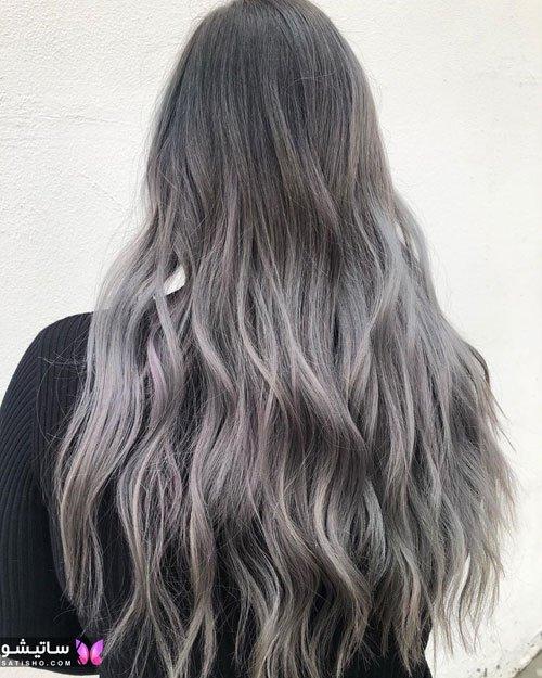 مدل هایلایت رنگ موی زنانه