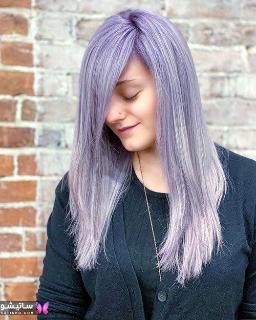 رنگ موی جدید 99
