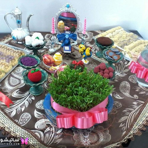 ایده های جالب برای عید نوروز سال نو