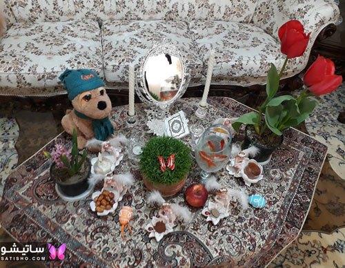 ایده برای سفره عید نوروز ایرانیان