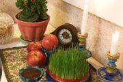 تزیین سفره هفت سین عید نوروز 99