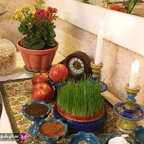 ایده های جدید برای سبزه عید 1400