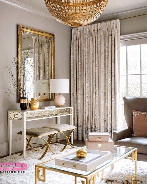 تزیینات داخلی منزل با طرح های زیبا