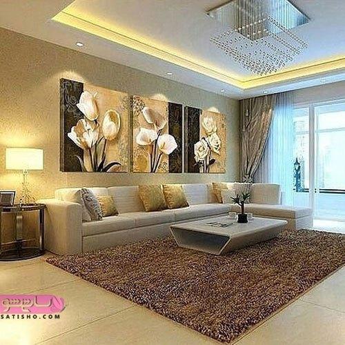 طراحی داخلی مدرن منزل